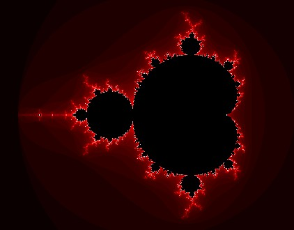 how to make a mandelbrot set in c