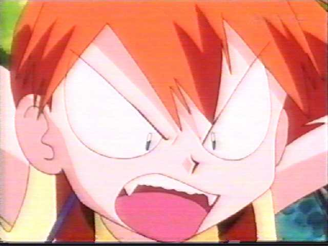 Misty Angry